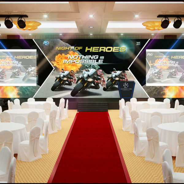 007 Event Stage View (04-07-2016)
