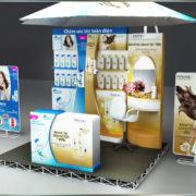 Booth H&S – Pantene 02