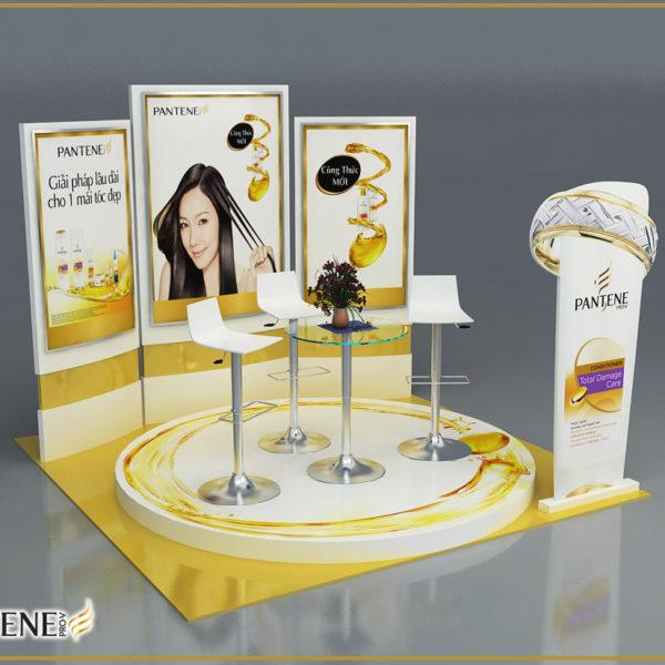 Pantene Booth (2)